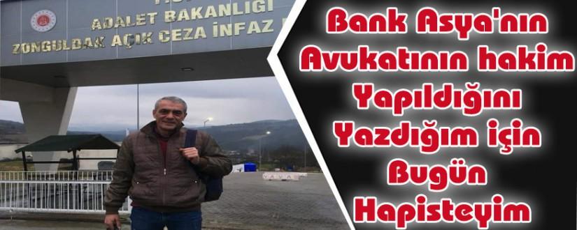 10 Ocak Çalışan Gazeteciler Gününde Cezaevine Girdi