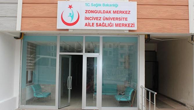 Aile Sağlığı Merkezi hizmete açıldı