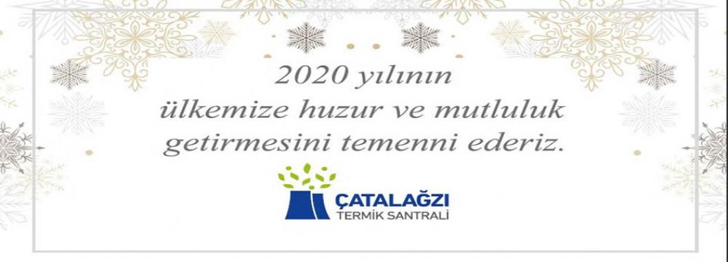 Çatalağzı Termik Santrali Yeni Yıl Mesajı