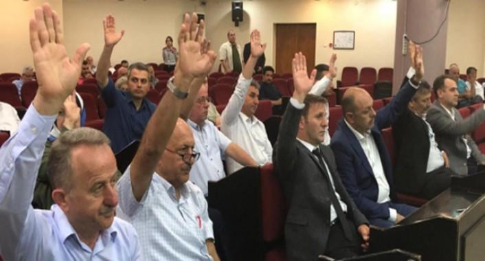 CHP GRUBU MECLİS TOPLANTISINI YARIDA TERK ETTİ