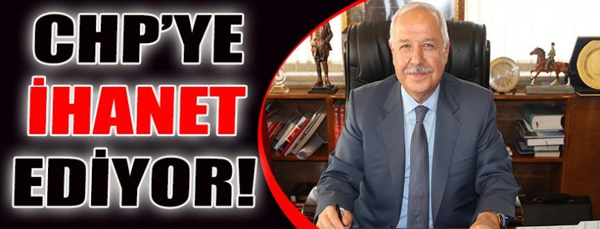 CHP'YE İHANET EDİYOR!