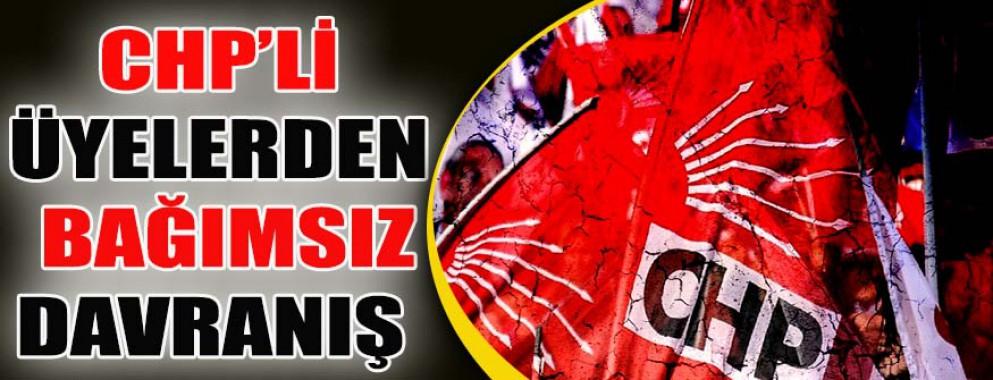 GRUP KARARINA RAĞMEN SALONU TERK ETTİLER!