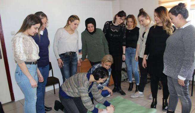 Hastane Personellerine İlkyardım Eğitim
