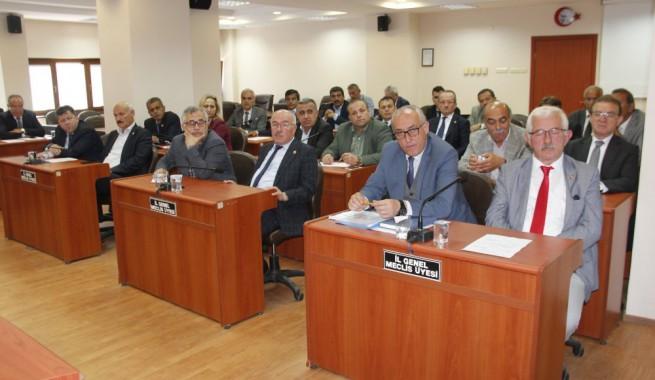 İl Genel Meclis Üyeleri  Mayıs ayının 2. Birleşimi Yapıldı