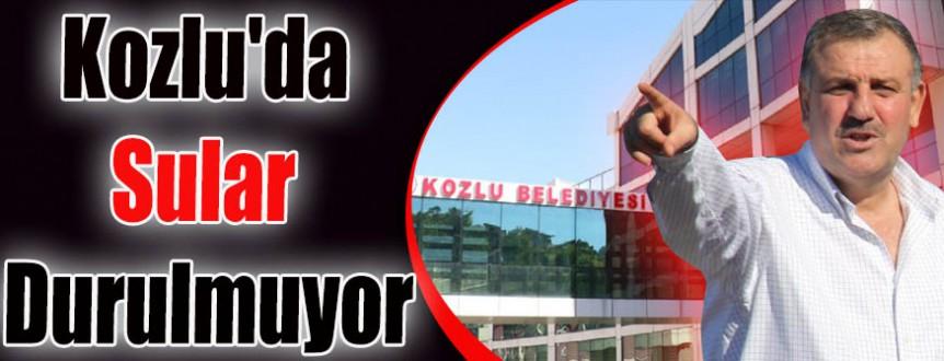 Kozlu'da Sular Durulmuyor